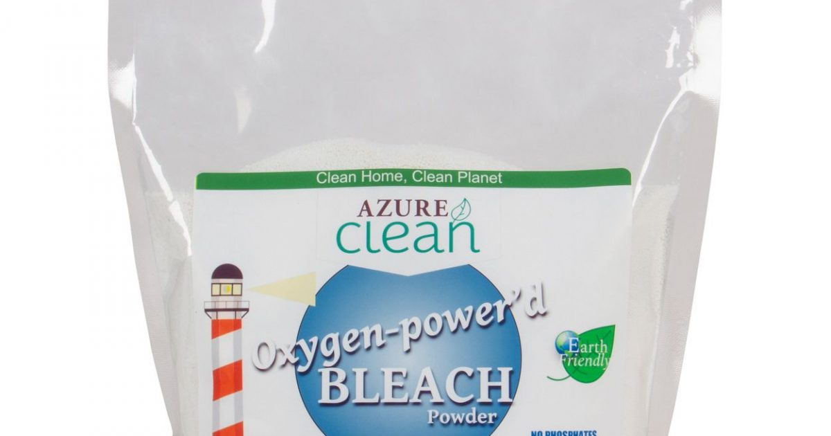Oxygen Power D Bleach Powder Azure Clean Oxygen Bleach